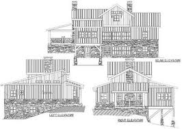 house plan with two master suites log home plan with two master suites 13316ww architectural
