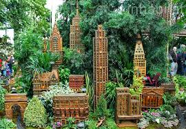 Train Show Botanical Garden by New Yorker Spotlight All Aboard The Ny Botanical Garden U0027s Holiday