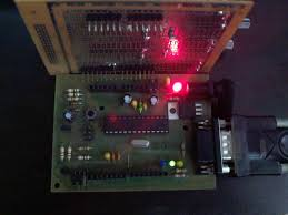 Arduino Map Simple Analog And Digital Control Prototype Using Arduino And
