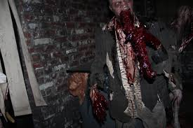 the walking dead halloween horror nights hhn 25 daily dead