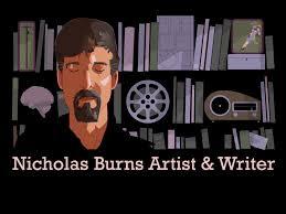 welcome nicholas burns