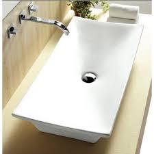 Narrow Rectangular Bathroom Sink Rectangle Bathroom Sink Nrc Bathroom