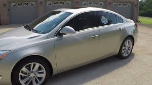 west tn 2014 buick regal premium champagne metallic silver for