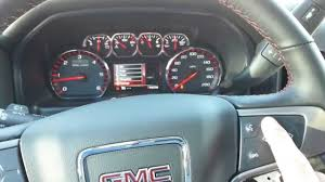 150 Meters To Miles by Changing From Km To Miles On Your 2014 Gmc Chevrolet Truck Youtube