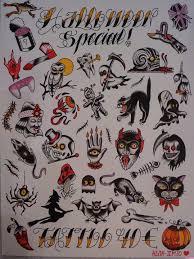 halloween halloween tattoo flash kay on twitter oakland sf nyc