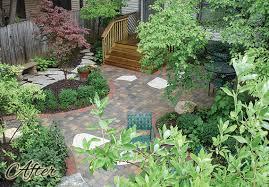 City Backyard Paradise In The City Landscape Design Peabody Landscape Group