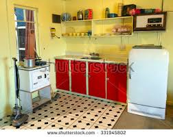 50s Kitchen 50s Kitchen Stock Images Royalty Free Images U0026 Vectors Shutterstock