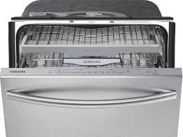 Samsung Dw80f600uts Dishwasher Reviews Samsung Stormwash 24