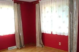 red and white bedroom curtains bedroom with red curtains red curtains for bedroom curtain