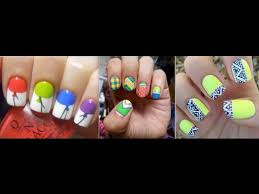 easy nail art designs for short nails how to paint your nails