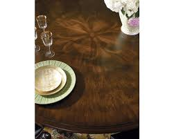 Thomasville Dining Room Set For Sale by Elba Round Dining Table Thomasville Furniture