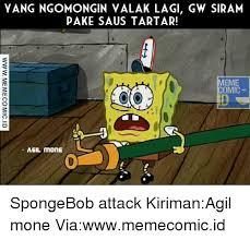 Meme Komik Spongebob - 25 best memes about pake pake memes
