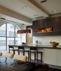 kitchen kitchenware nyc dark brown and cream rectangle modern