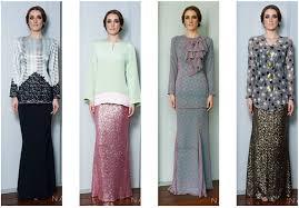 baju kurung moden zaman sekarang maria hasun fesyen baju kurung moden terkini