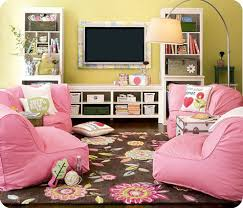 love this for the girls u0027 playroom i want to have only bean bags