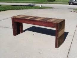 Wooden Pallet Bench 15 Diy Outdoor Pallet Bench Pallet Furniture Plans