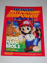 strategy nintendo power guide super mario bros 3 vol sg1 np13
