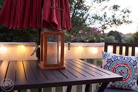Diy Outdoor Living Spaces - updating your outdoor living space on a budget the diy village