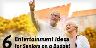 6 great entertainment ideas to help the senior budget guide for