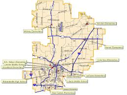 Lincoln Illinois Map by Transportation Edwardsville District 7