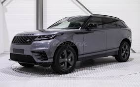 land rover gray land rover range rover velar r dynamic se d240 carlink