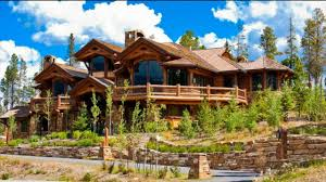mansions designs log cabin mansions 16 astonishing home designs and plans