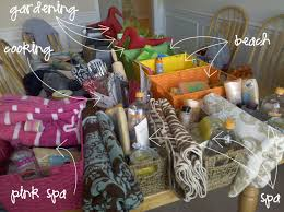 Gardening Basket Gift Ideas by Sparkly Ladies Gift Basket Guide