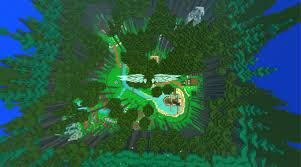 deep forest green battlearena deep forest map pvp map
