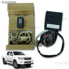 full auto turbo timer control miccon for toyota hilux vigo mk6