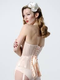 wedding corset sale cabaret sheer corset vintage