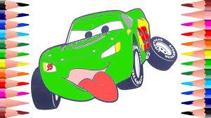 paint disney pixar cars coloring pages coloring mcqueen disney