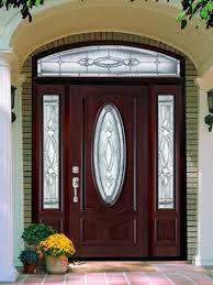 masonite fiberglass exterior doors exles ideas pictures sweet brown wood lighted masonite entry doors design collections