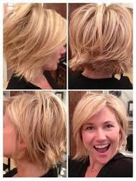 layered bob hairstyles for 50s medium layered haircuts over 50 medium layered bob hairstyles