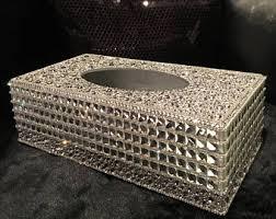 boutique tissue box etsy