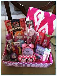themed gift basket ideas for