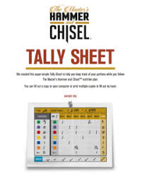 hammer and chisel worksheets p413life com