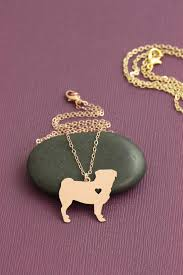 Real Gold Necklace With Name Minimalist Jewelry Sale Gold Dog Necklace Pet Necklace Dog Breed