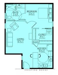 house plans with inlaw quarters category floor plan 14 corglife