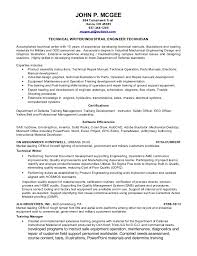 exle of a well written resume technical writer resume capable gallery how write a tech 9 nyc 1