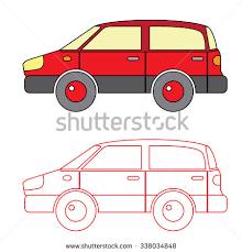 car icon image stock vector 666800584 shutterstock