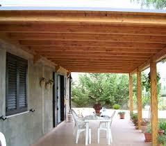 preventivo tettoia in legno tettoia in legno realizzazione e costi edilnet