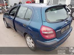 nissan almera second hand parts working and cheap parts from nissan almera 1 8l84kw petrol car for