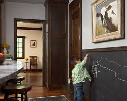 6 home hacks to make parenting so much easier working mother child drawing on chalk wall