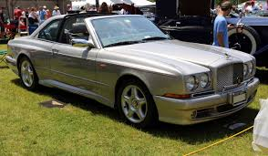 bentley brooklands 2013 file 1999 bentley continental sc g u0027wich jpg wikimedia commons