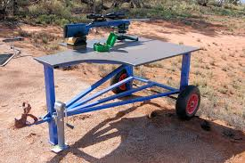 Portable Shooting Bench Building Plans 17 Portable Shooting Bench Building Plans Gun Rack Patterns
