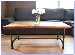 Rustic Industrial Coffee Table Diy Rustic Industrial Coffee Table 6 Reclaimed Cedar Two Shelf