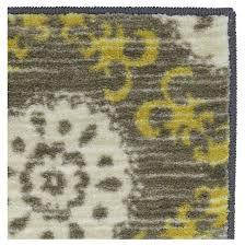medallion area rug threshold target