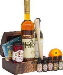 colorado gift baskets gift baskets now available with montanya rum montanya