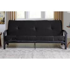 furniture black kebo futon sofa bed review small sleeper sofa