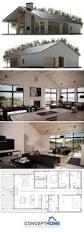 open floor plan cabins 9230caa5dd04c1ca9a724e577febff86 jpg 595 1639 rzuty